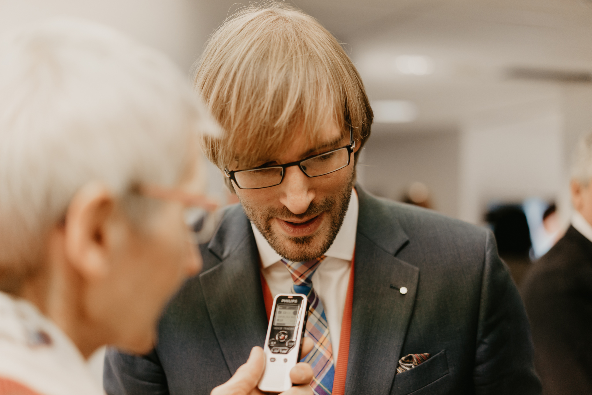 Mgr. et Mgr. Vojtěch, Trimed Job 2018 foto: Trimed Job