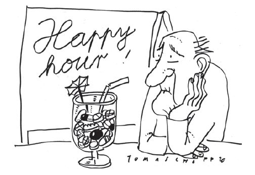 Tomaschoff: Happy hour